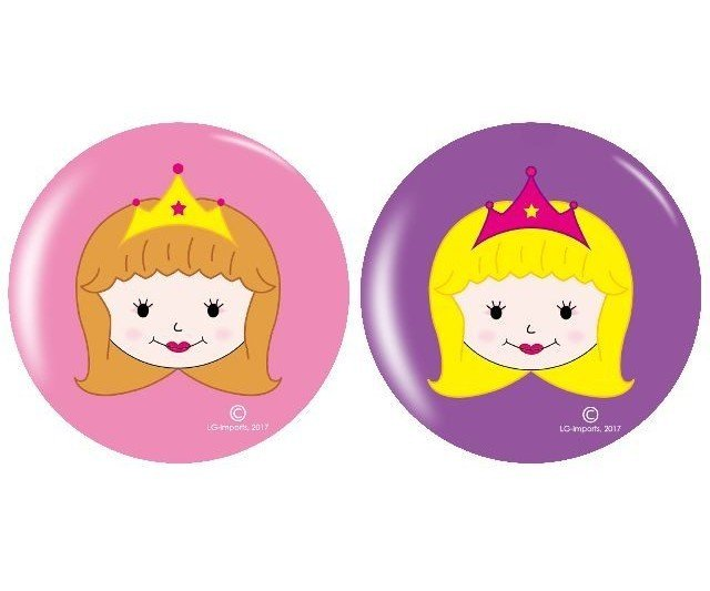 Button prinses