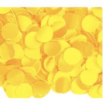 Zakje confetti geel (TT)