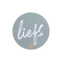 Sticker Liefs 10 stuks (BYSS)