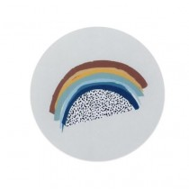 Sticker Regenboog 10 stuks (BYSS)