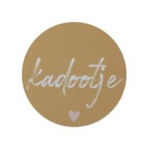 Sticker Kadootje 10 stuks (BYSS)