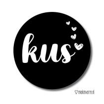 Sticker Kus 10 stuks (MV)