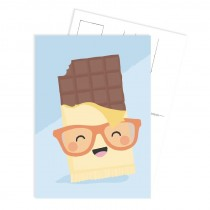 Kaart Chocolade (TK)