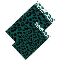 Kadozakje Jaguar zwart/groen 17x25 cm 5 stuks