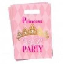 Set Princess Partyzakjes 6 st.