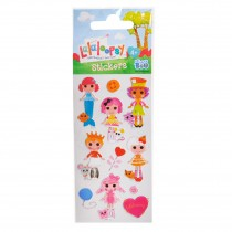 Lalaloopsy stickers