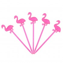 Party prikker flamingo roze
