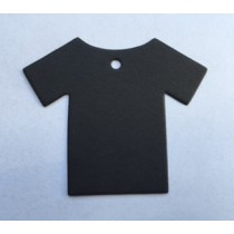 Zwart label t-shirt