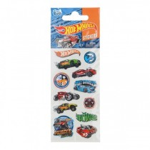 Stickervel Hotwheels