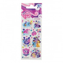 My little pony stickervel