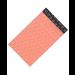 Kadozakjes Chic neon Orange/Black 5 stuks